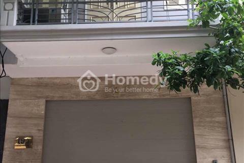 Cho thuê nhà 60 m2 x 5 tầng đủ đồ ngay khu đô thị Trung Yên