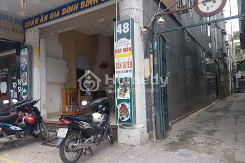 Cho thuê nhà mặt tiền đường Lý Thái Tổ, Phường 10, Quận 10