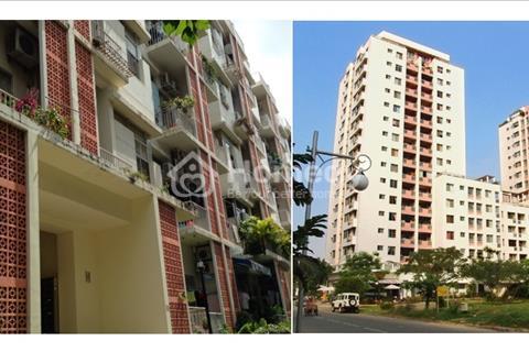 Bán gấp căn hộ Hưng Vượng 1, Phú Mỹ Hưng, nội thất đủ, giá 1,43 tỷ, 2 phòng ngủ, 1 wc