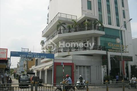 Cho thuê gấp 2 mặt tiền Lũy Bán Bích - Nghiêm Toản, Phường Hòa Thạnh, Quận Tân Phú.