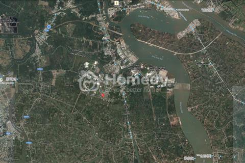Bán 2 lô đất khu công nghiệp Long Hậu, liền kề cảng Hiệp Phước 1,5 tỷ