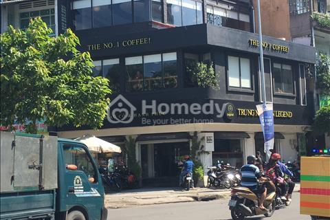 Cho thuê nhà mặt tiền đường Nguyễn Thượng Hiền, Phường 5, Quận 3.