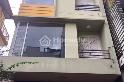 Cho thuê nhà phố Vũ Ngọc Phan 60 m2 x  5 tầng, mặt tiền 7,5 m