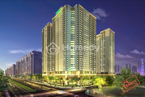 Cần bán gấp căn căn hộ 1802-CT1 chung cư Eco Green City, diện tích 75,16 m2, giá 25 triệu/m2