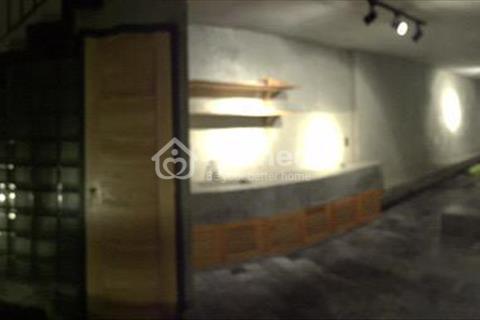 Cho thuê nhà kinh doanh mặt tiền đường Trần Hưng Đạo, Đà Nẵng 5 tầng, full nội thất