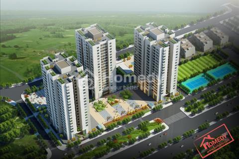 Cho thuê chung cư Việt Hưng, chỉ sách vali vào ở, 75 m2, 6,5 triệu/tháng