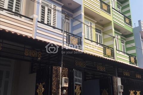 Bán nhà mới xây 1 trệt +2 lầu +sân thượng- Lê Văn Lương - Nhà Bè, gần cầu Ông Bốn