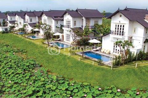 Đầu tư biệt thự tại khu nghỉ dưỡng Vườn Vua Resort chỉ từ 1,8 đến 3 tỷ, lợi nhuận 12,5% 1 năm