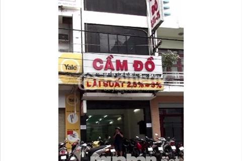 Cho thuê nhà mặt tiền đường Sư Vạn Hạnh, phường 12, quận 10.