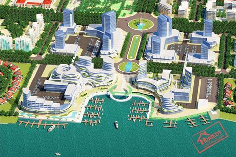 Đất nền khu đô thị Long Hưng, diện tích 100 m2, sổ đỏ riêng từng nền
