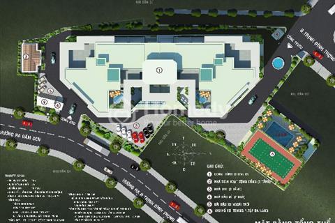 Bán căn hộ Đại Thành (Lotus Flavor) trung tâm quận Tân Phú đang hoàn thiện bàn giao