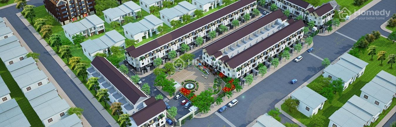 Khu nhà ở liền kề Vạn Xuân Đất Việt