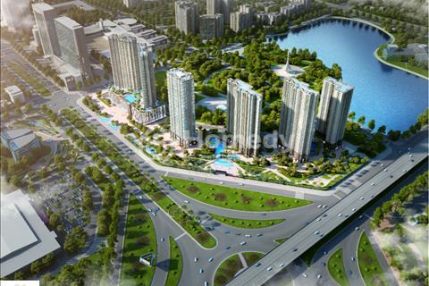Vinhomes D' Capitale Trần Duy Hưng, vay vốn 70% lãi suất 0%, chiết khấu 12%, chỉ 20% vốn ban đầu
