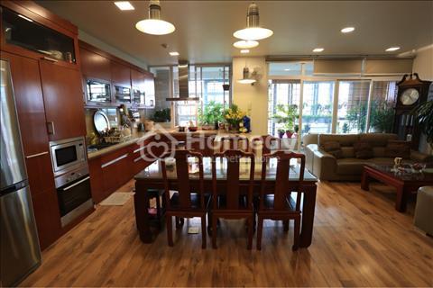 Cho thuê căn hộ chung cư 671 Hoàng Hoa Thám , nội thất cao cấp
