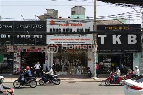 Cho thuê nhà mặt tiền đường Nguyễn Cư Trinh, Phường Nguyễn Cư Trinh, Quận 1.