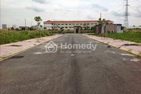 120 m2 đất khu dân cư lê Lợi đường Nguyễn Bình Nhà Bè giá rẻ, Đường nhựa 12 m, khu dân cư quy chuẩn