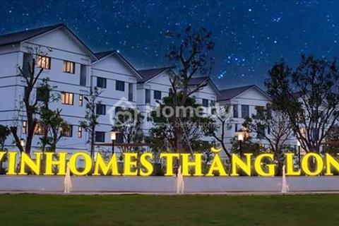 Vinhomes Thăng Long thanh toán 20% nhận nhà ở ngay, chiết khấu 5%, hỗ trợ lãi suất lên tới 18 tháng