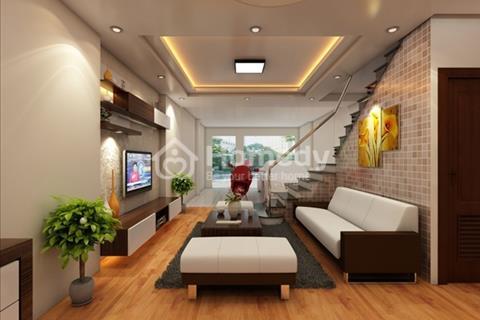 Nhà rất đẹp Phan Đình Phùng, 52 m2, ngang 3,8 m. Giá 4,6 tỷ
