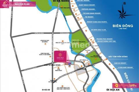 Siêu hot, dự án Sakura Central Park - đất nền ven biển Nam Đà Nẵng