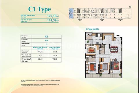 Cần bán căn hộ Scenic Valley 151 m2-155 m2, Phú Mỹ Hưng, Quận 7