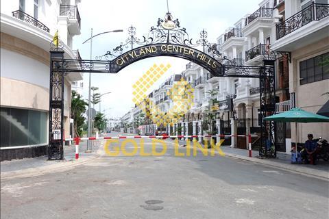 Cho thuê mặt bằng kinh doanh trung tâm Gò Vấp 17 triệu/tháng 100 m2 khu Cityland dân trí cao