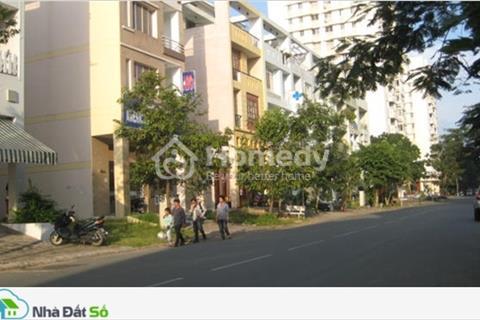 Cho thuê nhà phố Hưng Gia. Phú Mỹ Hưng, đường lớn. Diện tích : 111 m2, giá 42 triệu / tháng
