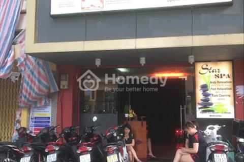Nhà mặt tiền cho thuê đường Ngô Đức Kế, phường Bến Nghé, Q.1 Diện tích: 4,6x23 m