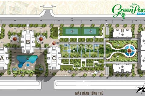 Bán suất ngoại giao căn 905 CT15 Việt Hưng Green Park