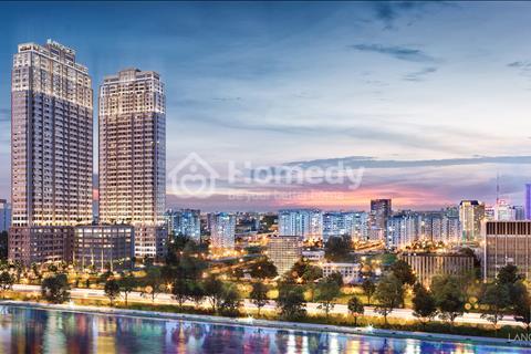 Sang gấp căn hộ Lancaster Lincoln tầng 17, view hồ bơi, sông Sài Gòn có gác lửng