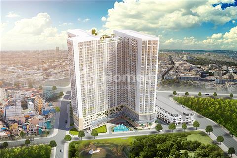 Căn hộ Duplex đầu tiên tại Quận 8 mặt tiền Tạ Quang Bửu, lộ giới 40 m