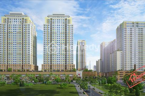 Cho thuê căn hộ Tropic Garden tháp C1 lầu 25 diện tích 76 m2  gồm 2 phòng ngủ