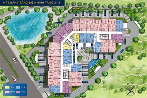 Bán cắt lỗ căn B1906 diện tích 122,3 m2 tặng lên 80 triệu,nhận nhà ngay