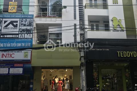 Cho thuê nhà kinh doanh SHOP mặt tiền đường Lê Văn Sỹ. Diện tích: 4,7x20 m, 1 trệt 4 lầu