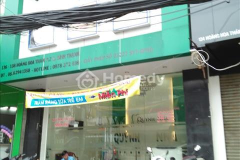 Cho thuê nhà mặt tiền Cống Quỳnh, Phường Phạm Ngũ Lão, Quận 1.
