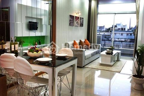 Cho thuê gấp Carillon Apartment - 2 ngủ, nội thất cơ bản, 11 triệu/ tháng, 5 phút đến Etown