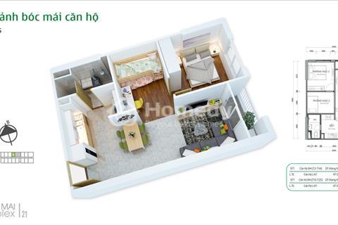 Mua nhà ở ngay tại Xuân Mai Complex - Rinh ngay IP7 Plus - Giá Chỉ 850 triệu