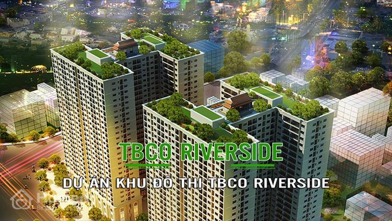 Dự án Khu đô thị TBCO Riverside Thái Nguyên - ảnh giới thiệu