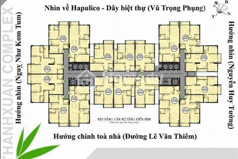 Chính chủ bán gấp căn hộ 1612 chung cư Thanh Xuân Complex