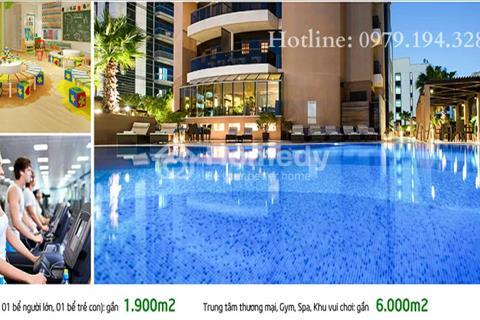 Bán căn hộ chung cư tầng 11 Tố Hữu, diện tích 59 m2, full nội thất cao cấp