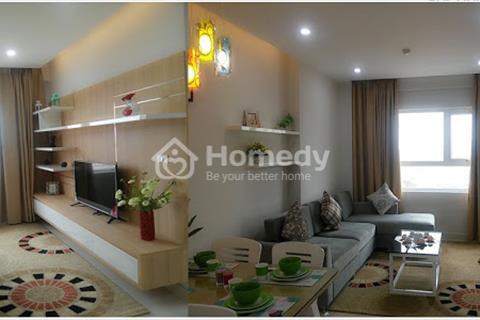 Bán căn 2 phòng ngủ 62 m2 giá 1,1 tỷ vào thẳng giá chủ đầu tư - full nội thất, lãi suất 0%