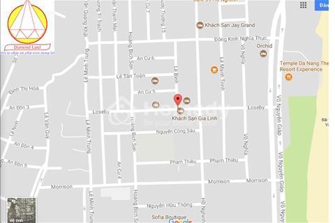 Cho thuê nhà vừa ở vừa kinh doanh đường Loseby, quận Sơn Trà 24 triệu/ tháng full nội thất.