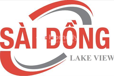 Chung cư Sài Đồng Lake View