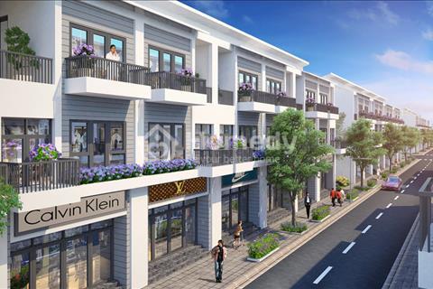 Chính chủ cho thuê shophouse Vinhomes Mỹ Đình 95 m2 x 5 tầng, giá chỉ 40 triệu