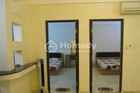 Cho thuê căn hộ Tôn Thất Thuyết, Bến Vân Đồn, 65 m2, 2 phòng ngủ, đầy đủ nội thất