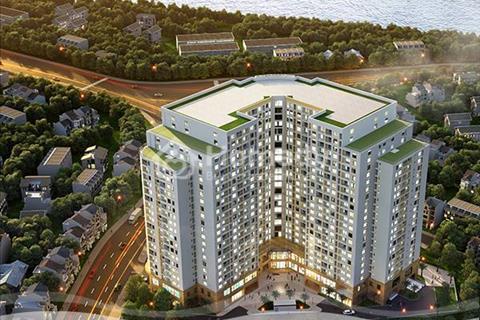 Bán căn hộ 105 m2 view sông Hồng (chưa vào ở) - 2,2 tỷ đóng tiền nhận nhà ngay - nội thất cơ bản