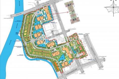 Bán đất nền dự án Everrich 3 tại trung tâm Phú Mỹ Hưng quận 7, chỉ 43 triệu/m2 view sông thoáng mát
