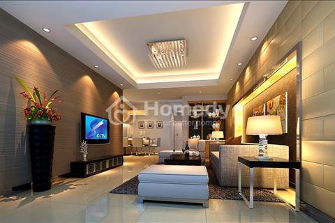 Bán căn hộ chung cư Vinhomes D' Capitale, 3 phòng ngủ view hồ, giá rẻ