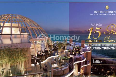 Mở bán 15 căn Condotel siêu phẩm view biển do InterContinental quản lý đẳng cấp thế giới