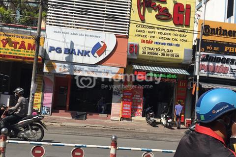 Cho thuê nhà mặt tiền đường Nguyễn Bỉnh Khiêm, Phường Đa Kao, Quận 1.