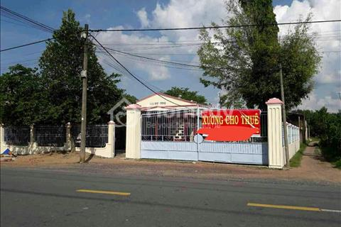Bán nhà xưởng An Nhơn Tây - Củ Chi 2.700 m2 chính chủ